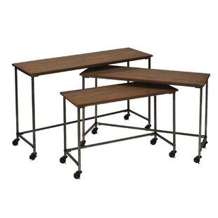 3 Piece Console Table Set  sc 1 st  Joss u0026 Main & Console Sofa and Entryway Tables | Joss u0026 Main