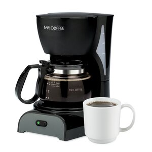 Simple Brew 4-Cup Switch Coffee Maker