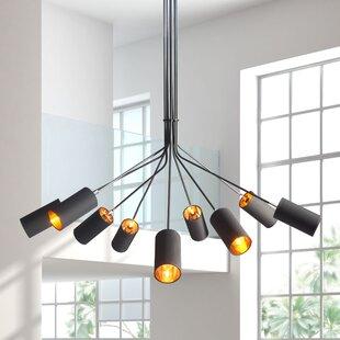 dCOR design Ambition 9-Light Sputnik Chandelier