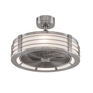 Bon Kitchen Ceiling Fan With Light | Wayfair