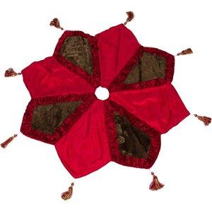 Noel Star Tree Skirt