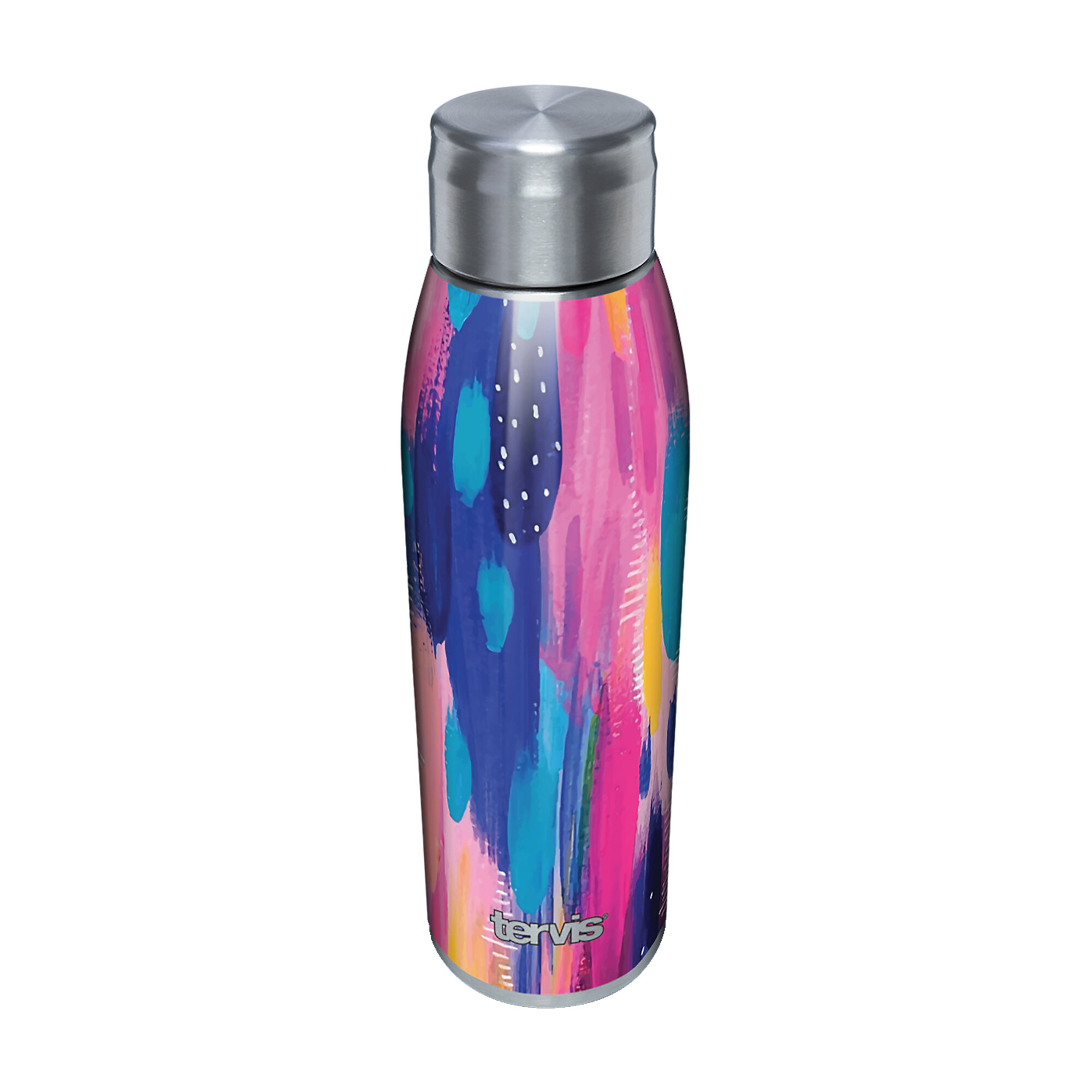 Tervis Tumbler Tervis Etta Vee Cosmos 17 Oz Stainless Slim Bottle Wayfair