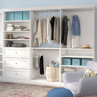 Billington 107 4 W Closet System