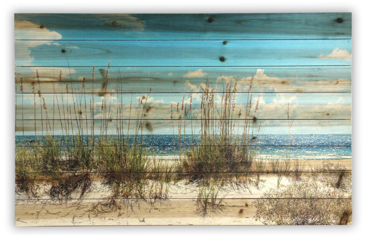 wall art  joss  main - sand dunes wall decor