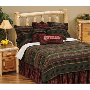 Wooded River McWoods I Coverlet