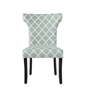 Hessie Lattice Side Chair by Charlton Home