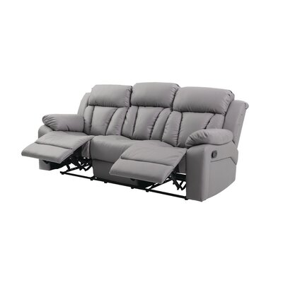 Grey Amp Yellow Reclining Loveseats Amp Sofas You Ll Love In