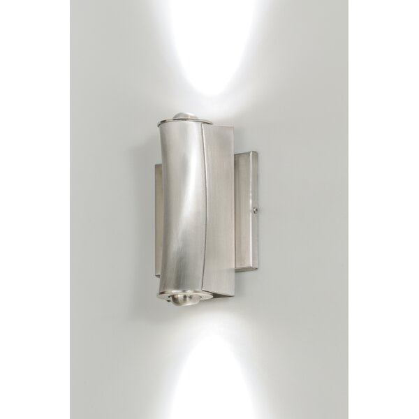 Meyda Tiffany 2 Light Concave Led Flush Mount Wayfair