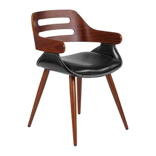 Fonseca Leather Guest Chair by George Oliver