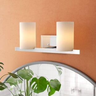 Delvin 2-Light Vanity Light by Zipcode Design