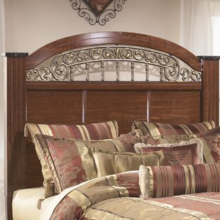 Viburnum Panel Headboard by Fleur De Lis Living