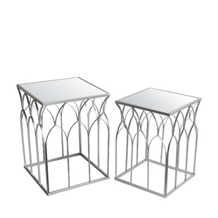 Bacon 2 Piece Coffee Table Set by Mercer41 Best Design