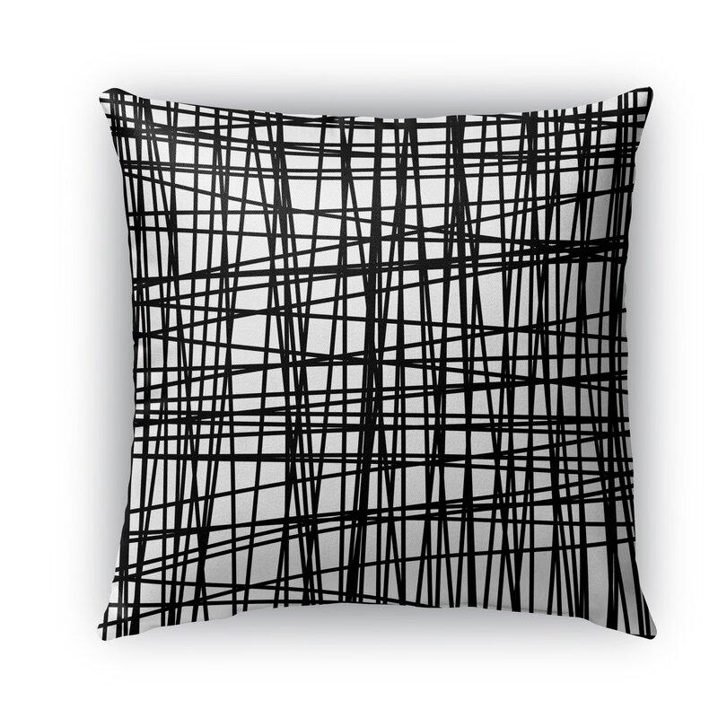Brayden Studio Staudt Cotton Indoor Outdoor Throw Pillow Wayfair