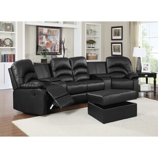 Latitude Run Theater sectional
