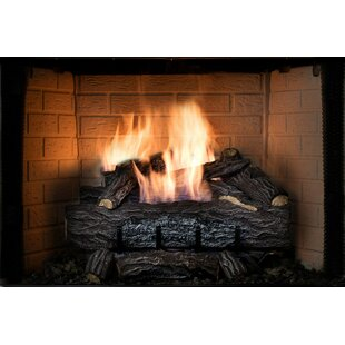 Four Seasons Golden Eclipse Vent Free Natural Gas Logs by SureHeat