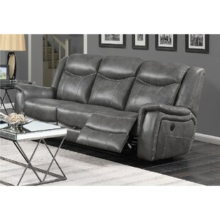 Shop Nickelson Motion Reclining Sofa by Red Barrel Studio