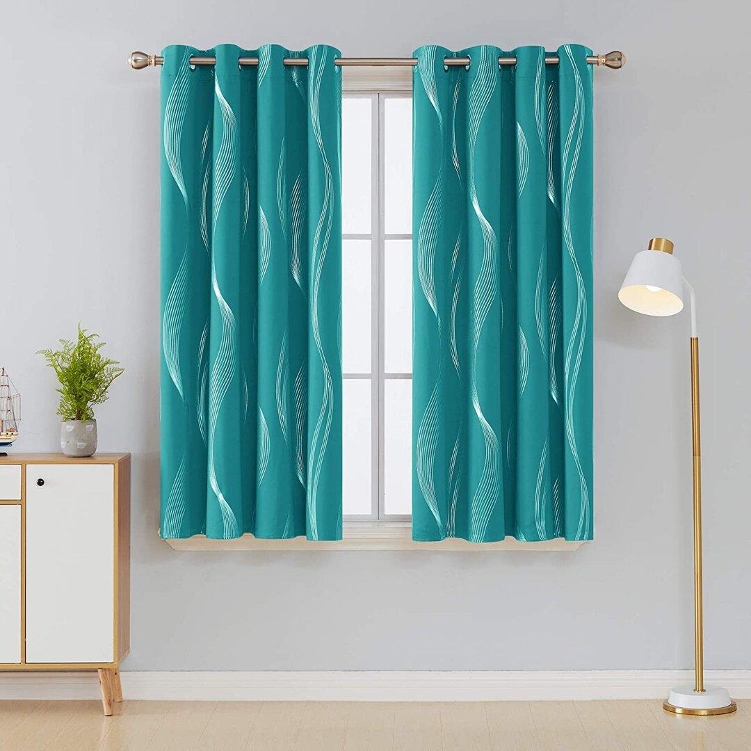 Malani Super Soft Eyelet Blackout Thermal Curtains