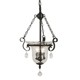 Astoria Grand Wash 3-Light Urn Pendant