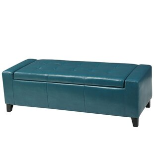 Look for Dunnellon Tufted Storage Ottoman By Latitude Run