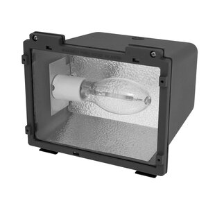 100-Watt Outdoor Security Flood Light by Howard Lighting
