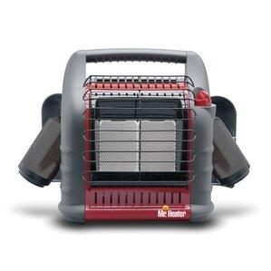 buddy heaters btu portable propane radiant compact heater - Propane Space Heater
