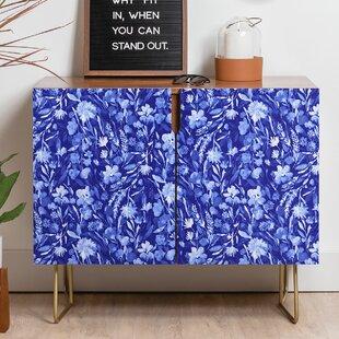 Jacqueline Maldonado Upside Floral Sideboard
