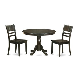 Darby Home Co Bonenfant 3 Piece Dining Set