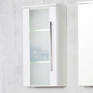 Review Eila 30cm X 66cm Wall Mounted Cabinet
