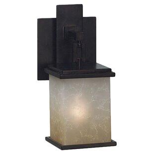 Wildon Home ® Plateau 1-Light Vanity Light