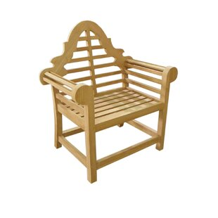 Lutyen Teak Patio Chair