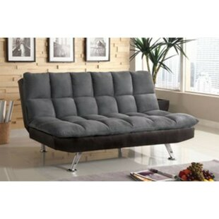 Geraci Microfiber Convertible Sofa by Latitude Run #1