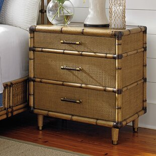 Tommy Bahama Home Twin Palms 3 Drawer Bachelor's Chest