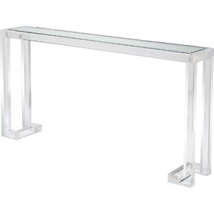 Interlude Ava Console Table