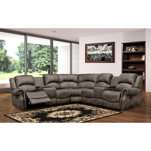 Best Atharv Reclining Sectional by Red Barrel Studio Reviews (2019) & Buyer's Guide