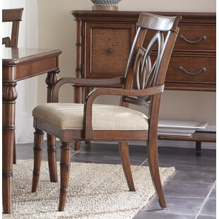 Compare Isle of Palms Solid Wood Dining Chair (Set of 2) by Panama Jack Home Reviews (2019) & Buyer's Guide