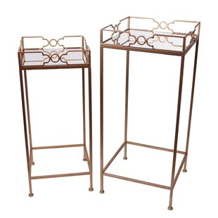 Karsch 2 Piece End Table Set