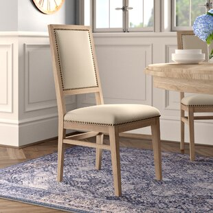 Parfondeval Wood Frame Side Chair (Set of..