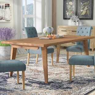 Descartes Dining Table Laurel Foundry Modern Farmhouse