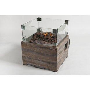 Leasure Natural Gas Fire Pit By Sol 72 Outdoor