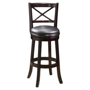 Westerfield 29 Swivel Bar Stool Charlton Home