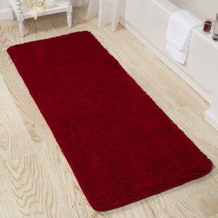 Red Bathroom Rugs Youll Love Wayfair