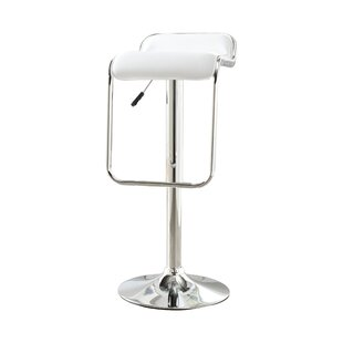 Raelene Adjustable Height Swivel Bar Stoo..