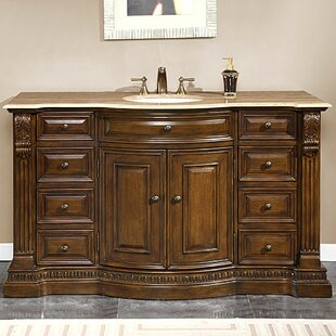 Check Prices Pimentel 60 Single Bathroom Vanity Set ByAstoria Grand