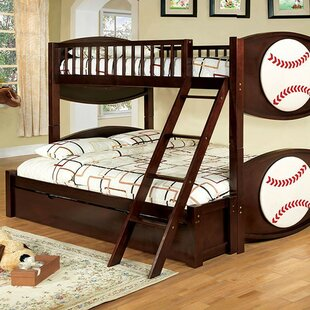 Best Reviews Keating Twin over Full Bunk Bed by Zoomie Kids Reviews (2019) & Buyer's Guide