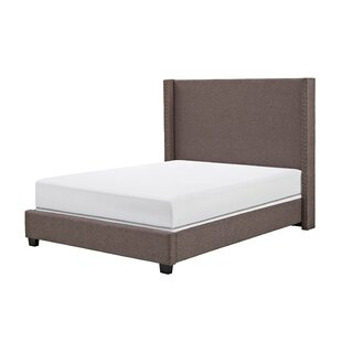 Darby Home Co Bentson Upholstered Panel Bed