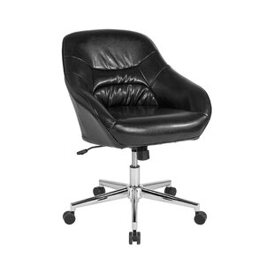 Dunaway Mid-Back Office Chair by Orren Ellis