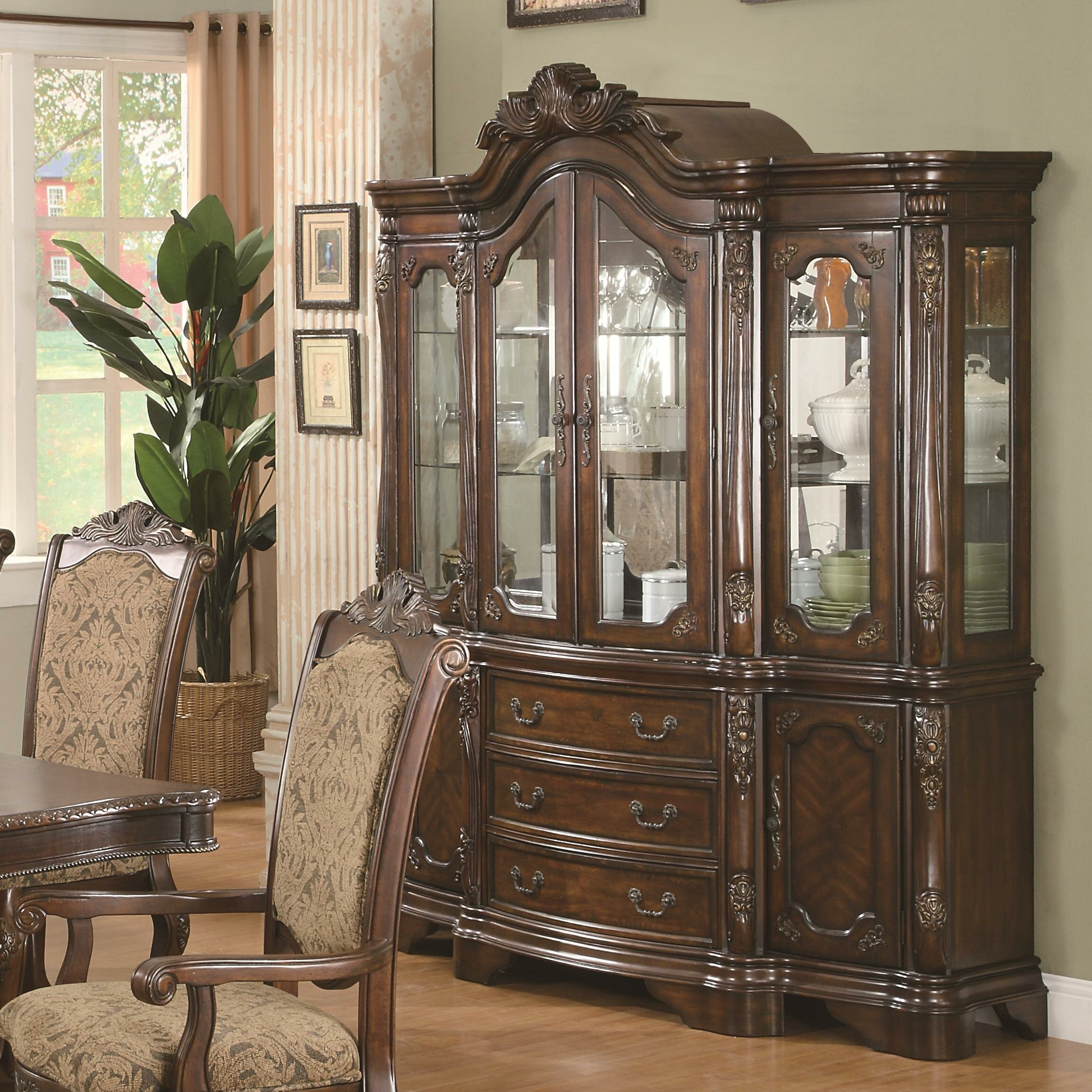 Fenland China Cabinet By Wildon Home ®