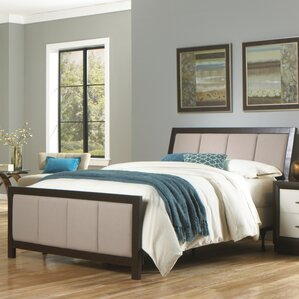 Monterey Upholstered Panel Bed by Fashion Bed Group