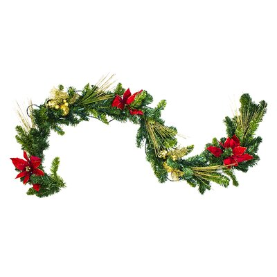 Queens of Christmas 6' Garland