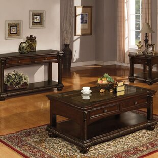 Compare prices Wentz 3 Piece Coffee Table Set By Astoria Grand